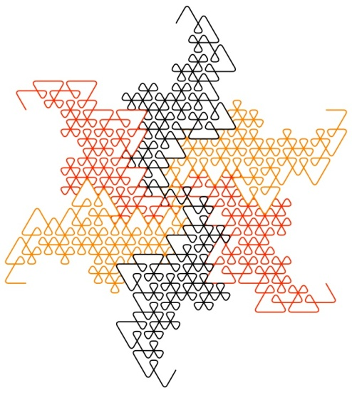 six-terdragons